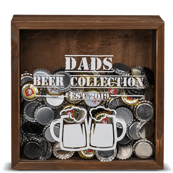 "Kronkorkensammler ""Dads Beer Collection"""