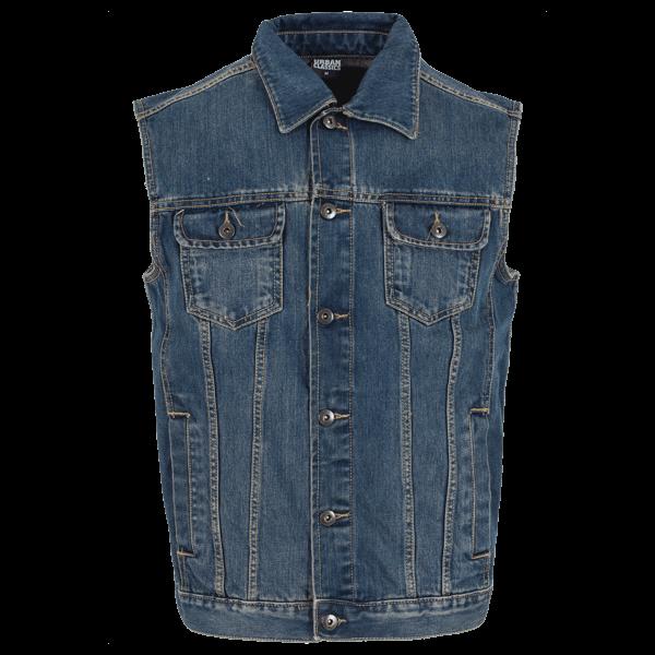 Jeansweste von Urban Classics