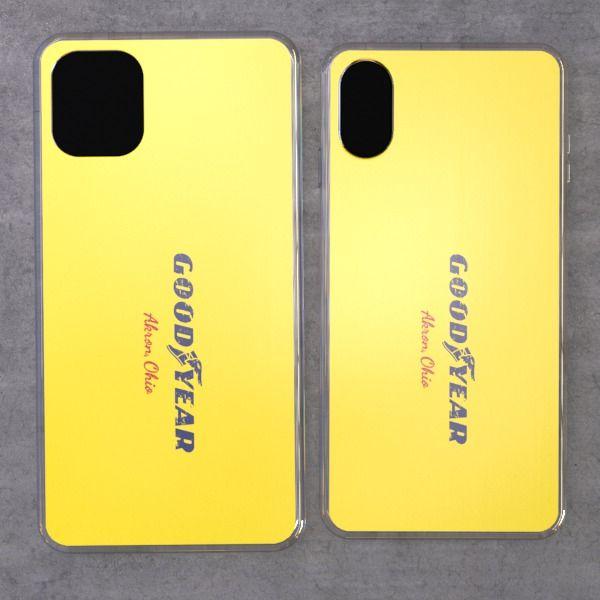 """Goodyear Cover """"Vintage"""" für iPhone Modelle"""
