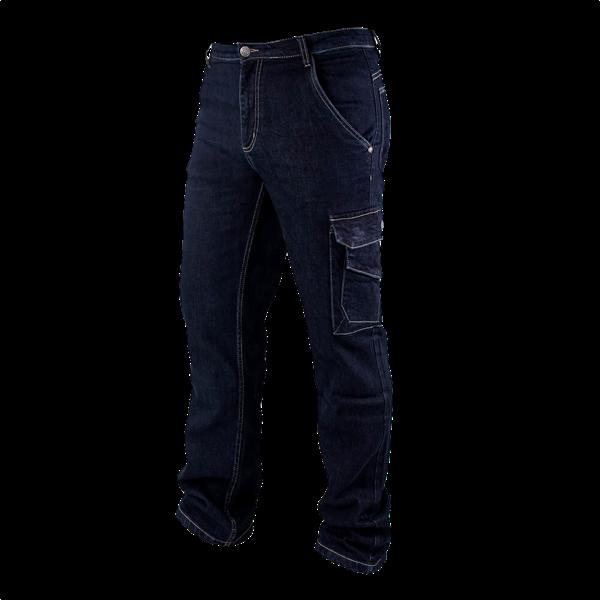 Stretch-Denim Worker Jeans von Goodyear