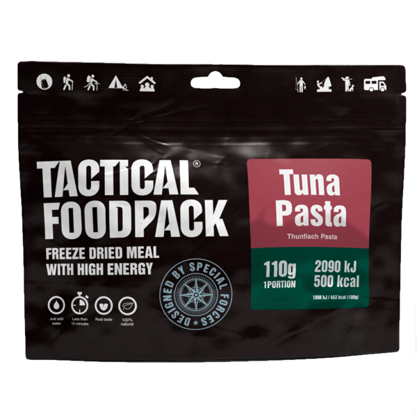 """Tactical Foodpack """"Thunfisch Pasta"""""""