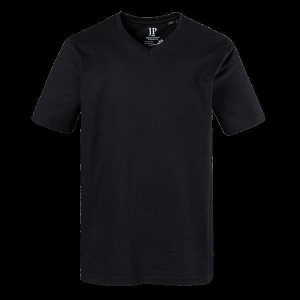 Basic T-Shirt mit V-Ausschnitt von JP1880
