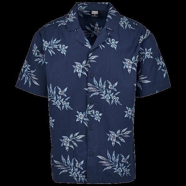 """Beach Shirt """"Floral"""" von Urban Classics"""