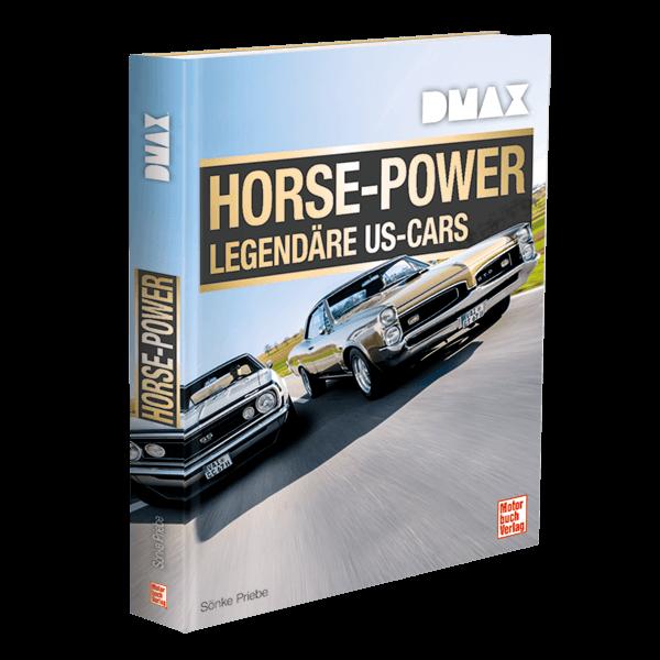 DMAX Horse-Power - Legendäre US-Cars