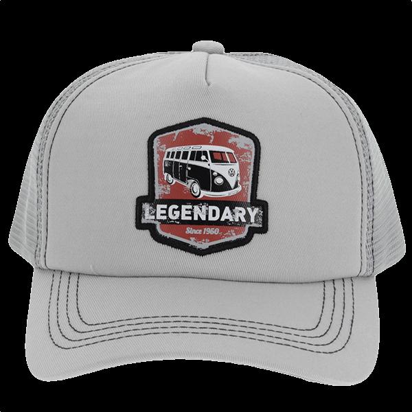 """Trucker-Cap """"VW Bulli T1 - Legendary"""""""