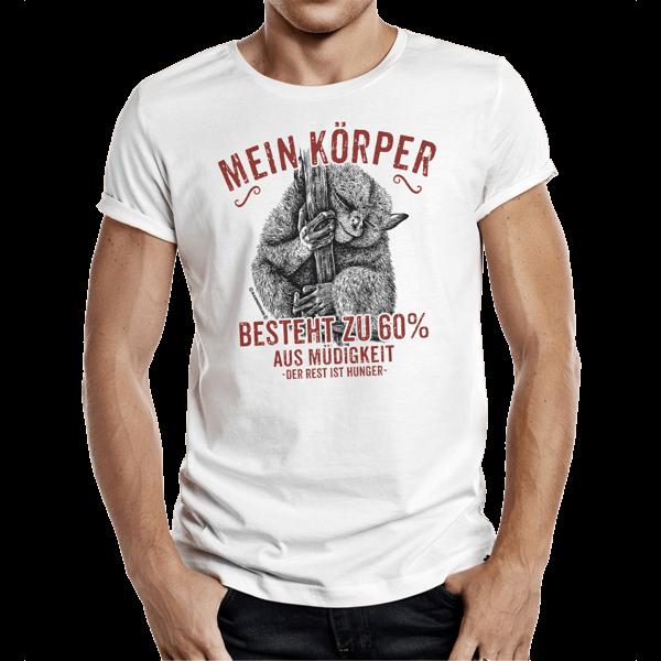 "T-Shirt ,,Morgenmuffel"""