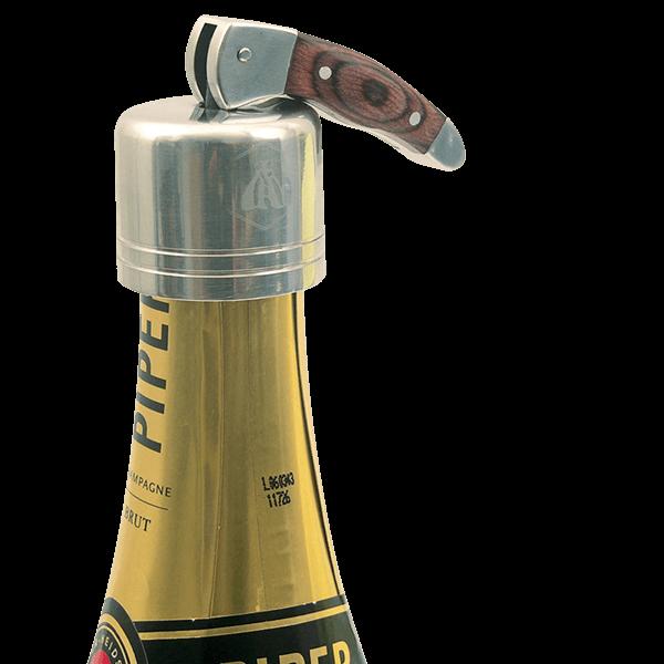 Champagnerflaschen-Verschluss von Laguiole