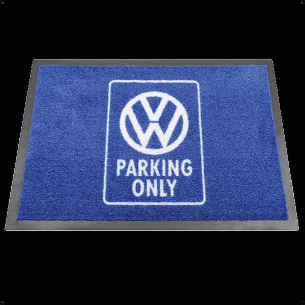 """Türmatte """"VW Parking Only"""""""
