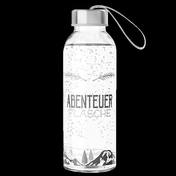 """Trinkflasche """"Abenteuer"""""""