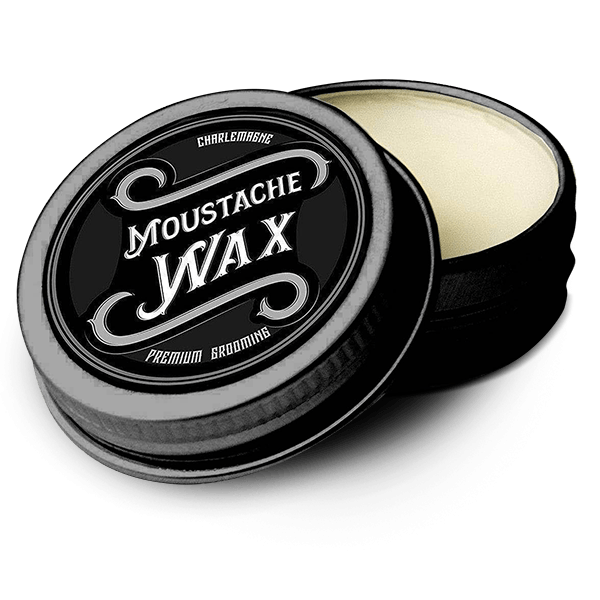 Charlemagne Moustache Wax