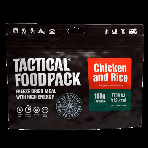 """Tactical Foodpack """"Reisgericht mit Hähnchen"""""""