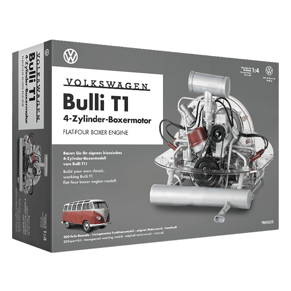 "Motor-Bausatz ""VW Bulli T1"""