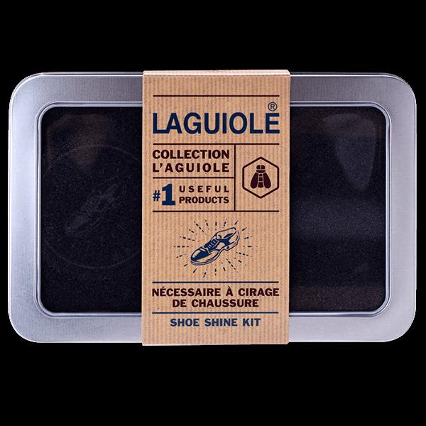 7-teiliges Schuhputzset von Laguiole
