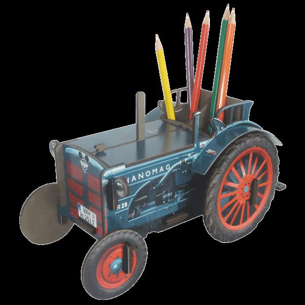 "Stiftebox ""Traktor"""